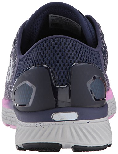 Under Armour UA W Charged Bandit 3, Zapatillas de Running Para Mujer Azul (Midnight Navy)