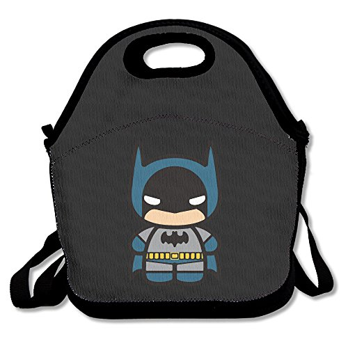 1e62a0c98a6 Cute Batman Lunch Box Bag For Kids Adult Men Women Girl Boy,lunch Tote  Lunch Holder With Adjustable Strap ,double Shoulder - Buy Online in UAE.
