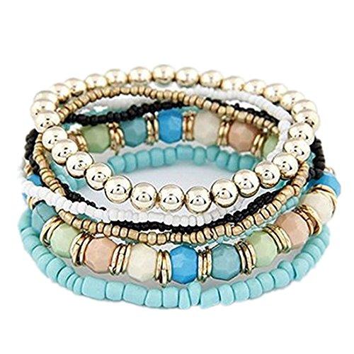 Susenstone 1 Wholesale Multilayer Acrylic Bracelet product image