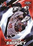 2017 Topps Fire #164 Braden Shipley Arizona Diamondbacks Rookie Baseball Card