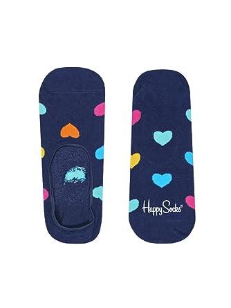 045b27f6b4e Happy Socks Coeur Revêtement Chaussette - Bleu marine