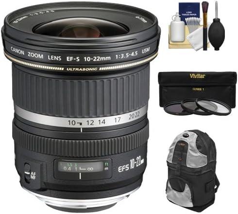 Canon Ef S 10 22 Mm F 3 5 4 5 Usm Ultra Kamera
