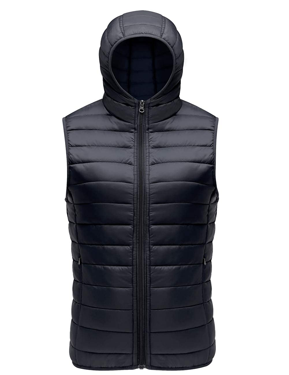 Green Ladies Gilet Size S Making Things Convenient For The People Women's Clothing Clothes, Shoes & Accessories