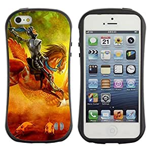 High quality Case for Apple iPhone 6 4.7 6 4.7 Knight On Horse Painting