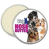 Cheap The Blissful Dog Austrailian Shepherd Nose Butter, 2-Ounce