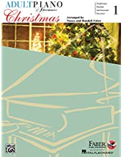 Christmas for all time - book 1 with enhanced cd piano +cd: Adult Piano Adventures®