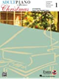 Adult Piano Adventures Christmas - Book 1 Book & Online Audio