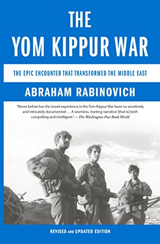 e4e35799ae9c9 The Yom Kippur War: The Epic Encounter That Transformed the Middle East