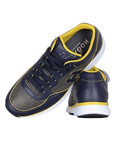 Hogan Men's Hiking Shoes blue blue 8 Blue iGhRYolfJ