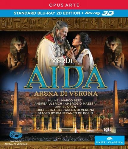 Daniel Oren - Aida (Blu-ray)