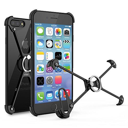 iPhone 8 Plus Bumper/iPhone 7 Plus Metal Bumper Case Ultra T