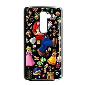 Classic Case Super Mario Bro pattern design For LG G2 Phone Case