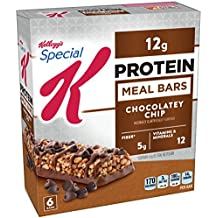 Special K Protein Bar, Chocolatey Chip, 6 Count