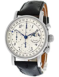 Lunar Chronograph automatic-self-wind mens Watch CH7523 (Certified Pre-owned)