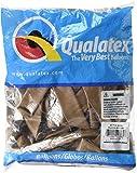 Qualatex 646Q Large Twisting Balloons, Mocha Brown - (50 piece per bag)