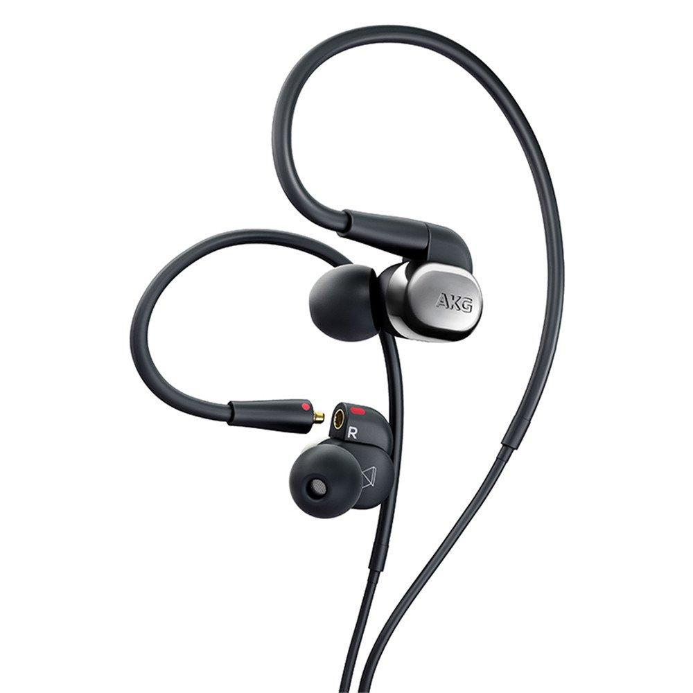 AKG N40 Customizable High-Resolution In-Ear Headphones by AKG
