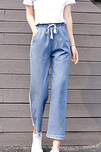 Denim Vepodrau Vepodrau Womens Blue Womens Vepodrau Pants Denim Pants Blue w4UqOIB