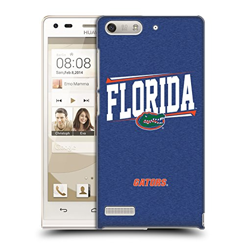 Official University Of Florida UF Double Bar Hard Back Case for Huawei Ascend G6