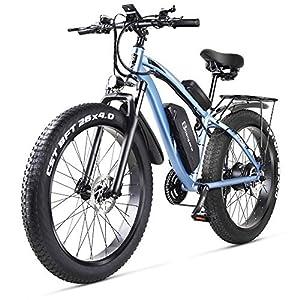 51pvBK2T%2BiL. SS300 shengmilo MX02S 48V 1000W Bici Elettrica Mountain Bike Elettrica 26 Pollici Pneumatico Grasso E-Bike velocità Beach…