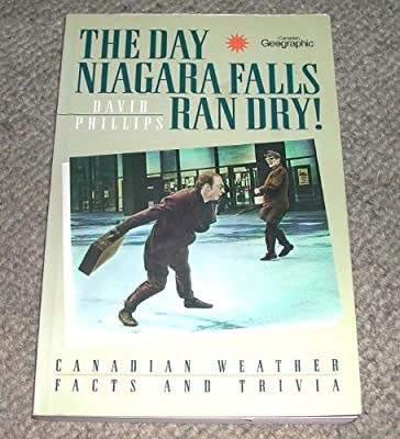 The Day Niagara Falls Ran Dry!