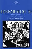 Jeremiah 21-36 (Hardcover)