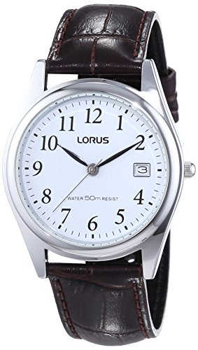 Lorus - Wristwatch, Analog Quartz, Stainless Steel inox