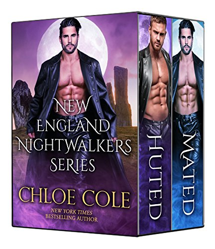 New England Nightwalkers: Steamy, THREE-book paranormal romance collection