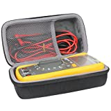 Hard Travel Case for Fluke 117 Electricians True RMS Multimeter by co2CREA