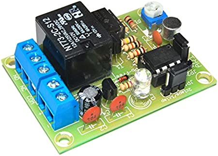 ArliKits AR145M Interruptor ac/ústico con 2 luces