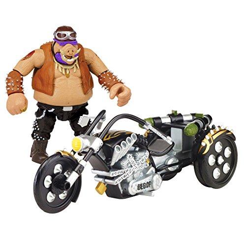 Teenage Mutant Ninja Turtles Movie 2 Out Of The Shadows Bebop With Trike Vehicle With -