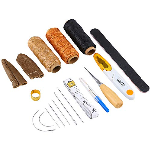 Buy thread for hand sewing leather