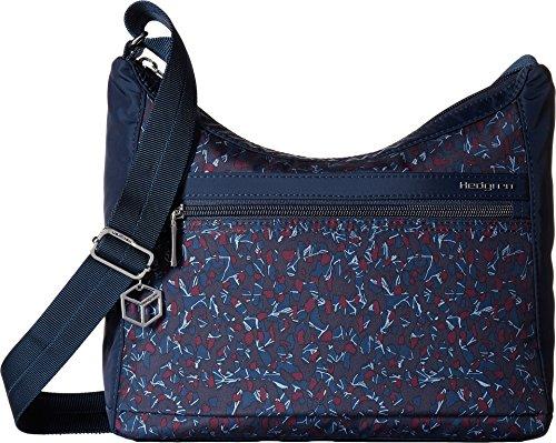 Hedgren Women's Inner City Harper's Small Shoulder Bag RFID Astro Print Handbag