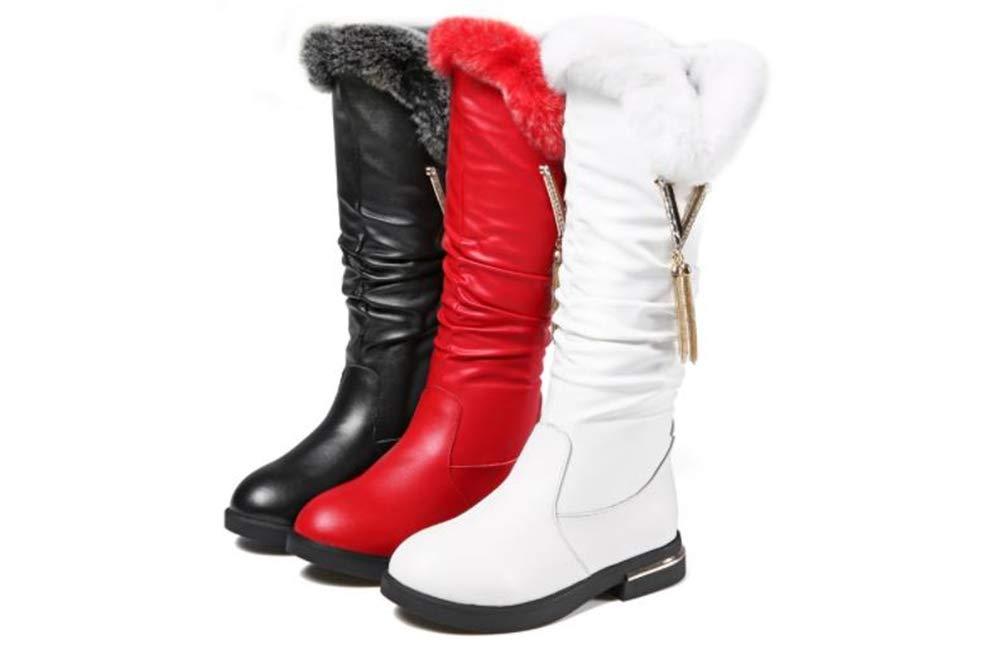 la fille hommes côté / femmes haut talon plat côté hommes fermeture du genou bottes souliers intelligente et pratique wh16920 vraiHommes t acheter en ligne 67c422