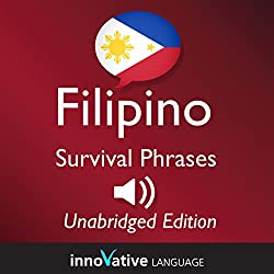 Learn Filipino - Filipino Survival Phrases: Lessons 1-50