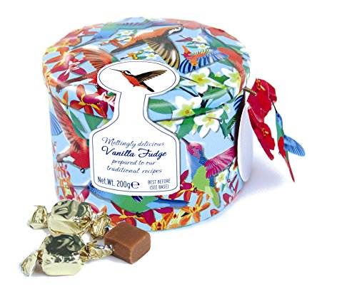 Vanilla Fudge Hummingbird Tin, 7 Ounce ...