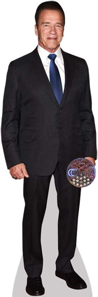 Standee. lifesize Arnold Schwarzenegger Cardboard Cutout