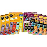 4C Energy Rush STIX 18 CT. Variety Pack & 4C Drink Mix STIX 24 PK. Variety Pack (Pack of 6 Total Boxes; 3 of each flavor; 126 total packets)