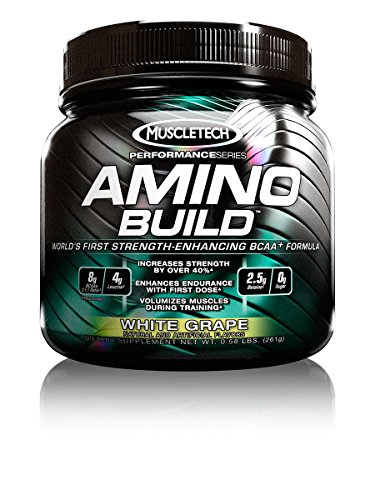 MuscleTech Amino Powder Strength Enhancing Formula