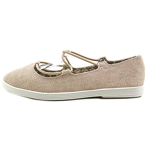 Blowfish Womens Gastby Ballet Flat Blush Rancher Canvas e1blrXSYWI