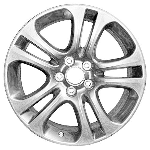 Multiple Manufactures ALY71761U95 Chrome Wheel Meets All Federal Motor Safety Standards (19 x 8.5 inches /5 x 127 mm, 45 mm Offset)