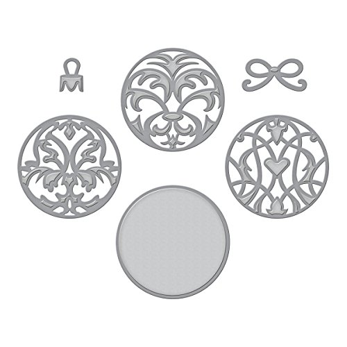 Spellbinders Shapeabilities Gilded Ornaments Etched/Wafer Thin Dies ()