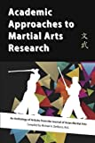 img - for Academic Approaches to Martial Arts Research book / textbook / text book