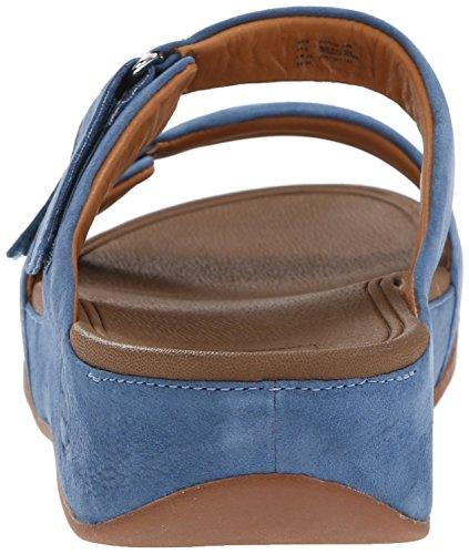 Fitflop Abbigliamento Donna Vestito Sandalo Devon Blu