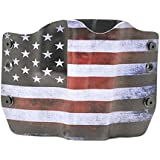 RWB USA Kydex OWB holsters for more than 135 different handguns. Left & Right versions plus Speed Clips and Paddle Back available.