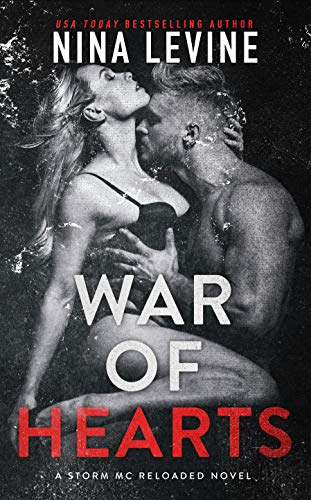 War of Hearts Book Cover