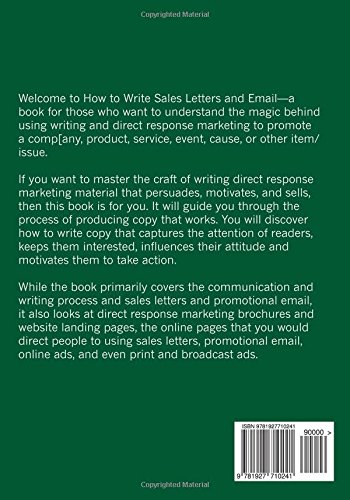 How To Write Sales Letters And Email Write Direct Response