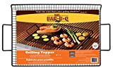 Oscarware Grill Topper for Barbeque, 12 X 12.5-Inch