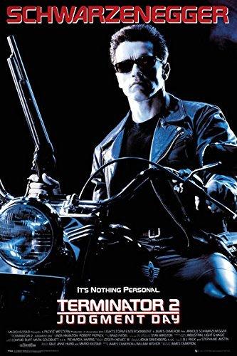 Terminator Wall - Terminator 2 Poster 24 x 36in