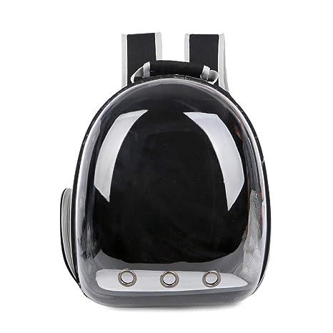 Baiyun flyin Paquete De Espacio para Mascotas Excursión Portátil Bolsa De Gato Cabina Transparente Mochila para