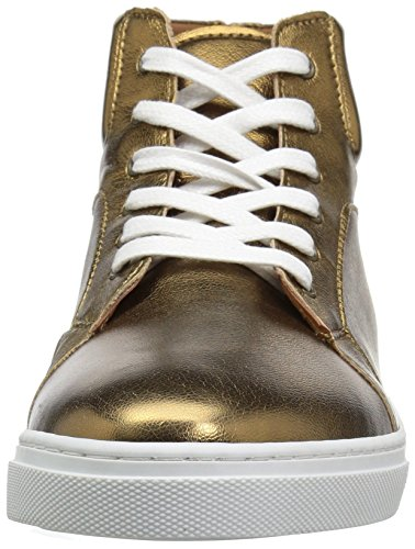 Pictures of Vince Camuto Boys' GRADIE2 Sneaker Gold 3 Gold 3 M US Little Kid 6